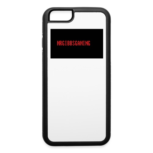 mrgibbsgaming custom iphone 6/6s case - iPhone 6/6s Rubber Case