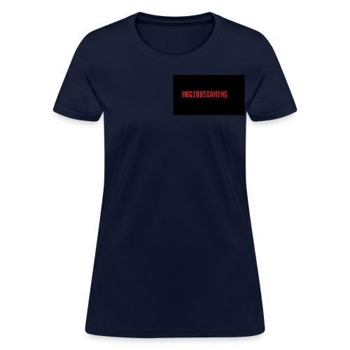 mrgibbsgaming custom womens t-shirt - Women's T-Shirt