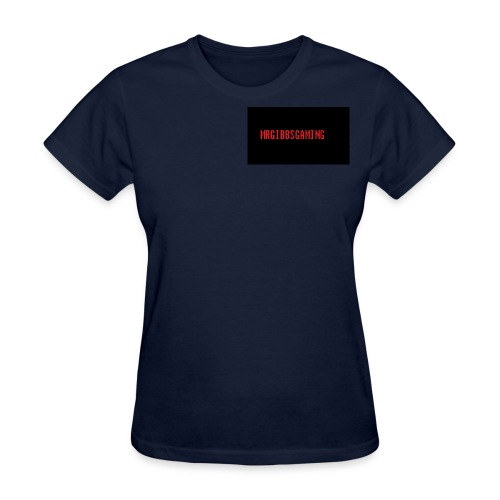 mrgibbsgaming custom womens t-shirt - Women's T-Shirt