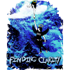 Podcast Logo4 White - Unisex Tri-Blend Hoodie Shirt