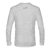 Podcast Logo2 Dark - Men's Long Sleeve T-Shirt by Next Level