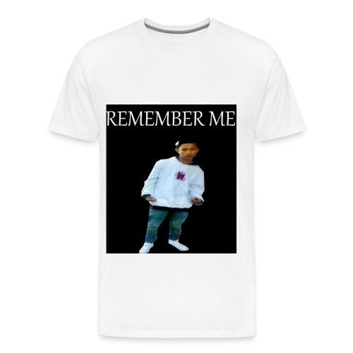 Remember Me - Men's Premium T-Shirt