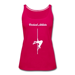 Vertical Athlete - ayesha - Women's Premium Tank Top
