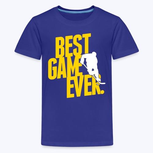 Best Game Ever Tee - Kids' Premium T-Shirt