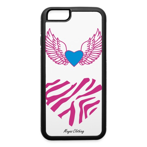 Flying heart Phone Case - iPhone 6/6s Rubber Case