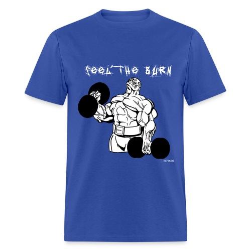 Pump mode - Men's T-Shirt