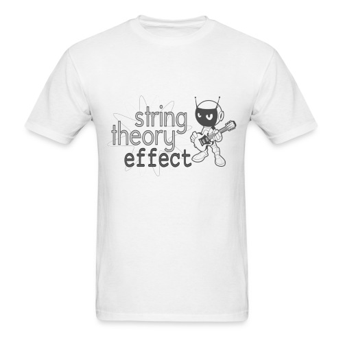 String Theory Effect - Men's T-Shirt