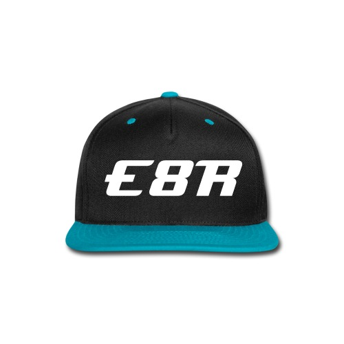 SNAP BACK BASEBALL CAP E8R - Snap-back Baseball Cap