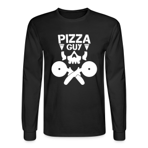 PizzaGuy Club Long Sleeve Tee - Men's Long Sleeve T-Shirt