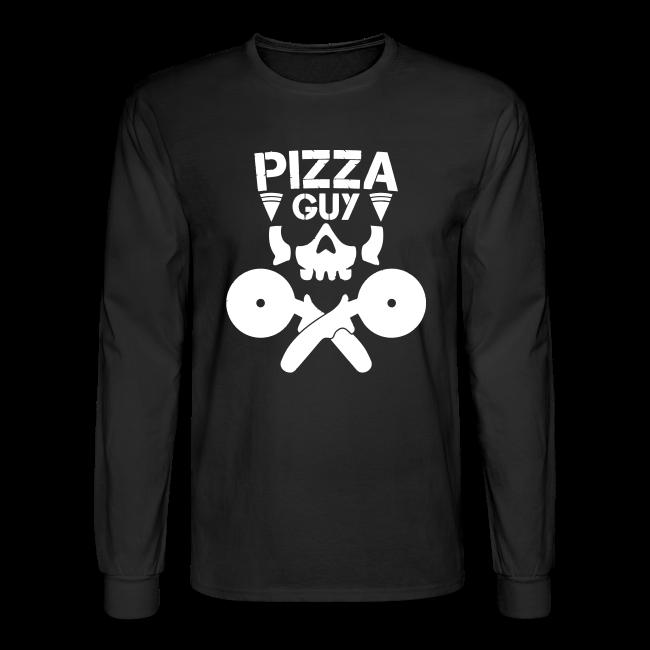 PizzaGuy Club Long Sleeve Tee