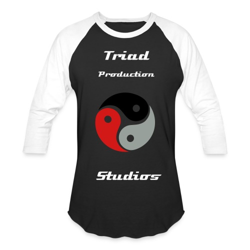 Triad Production Studios T-Shirt (Long-Sleeve) M - Baseball T-Shirt