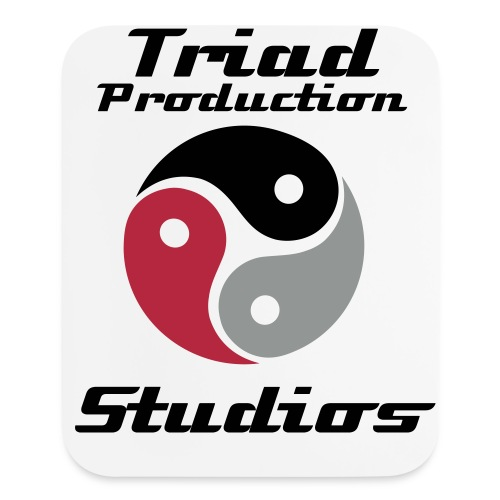 Triad Production Studios Mouse Pad - Mouse pad Vertical