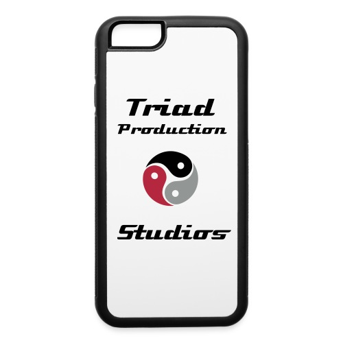 Triad Production Studios iPhone 6-S Case - iPhone 6/6s Rubber Case
