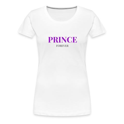 Prince Forever - Women's Premium T-Shirt