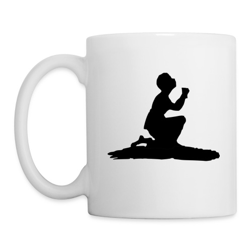 Real Men Know How to Pray (Mug) - Coffee/Tea Mug