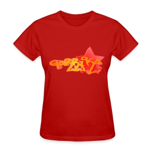 Blox3dnyc.com Star Design for Garrika - Women's T-Shirt