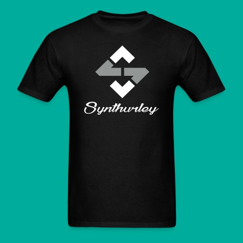 Synthurley Silver - Men's T-Shirt