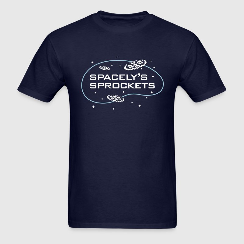 Spacely's Sprockets Team T-shirt - Men's T-Shirt