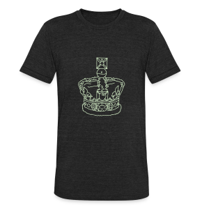 Crown - Unisex Tri-Blend T-Shirt