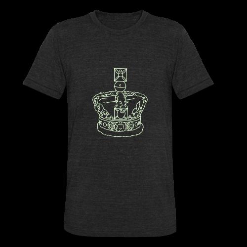 Crown - Unisex Tri-Blend T-Shirt