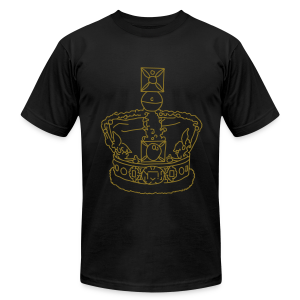 Crown - Men's Fine Jersey T-Shirt