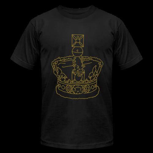 Crown - Men's Fine Jersey T-Shirt
