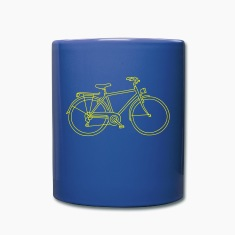 Bicycle Mugs & Drinkware