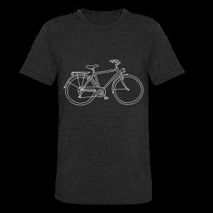 Bicycle - Unisex Tri-Blend T-Shirt