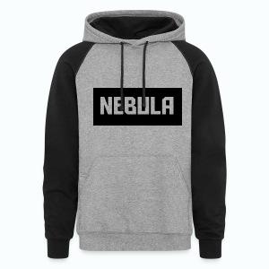 Nebula Hoodie - Colorblock Hoodie