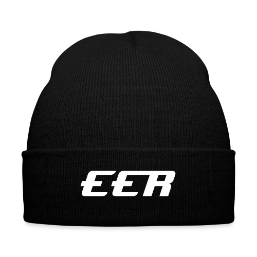 KNIT CAP WITH CUFF PRINT EER - Knit Cap with Cuff Print