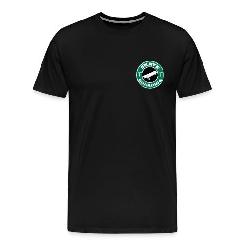 Skate-boarding - Men's Premium T-Shirt