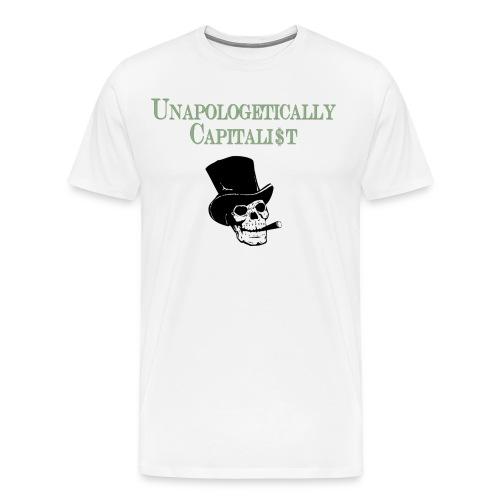 Unapologetically Capitalist - Men's Premium T-Shirt