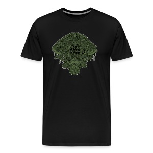 Mech Mask - Men's Premium T-Shirt
