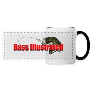 Bass Illustrated Mug - Panoramic Mug