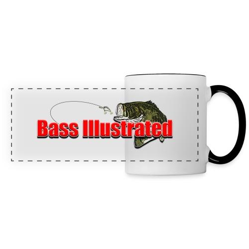 Bass Illustrated Mug - Panoramic Mug