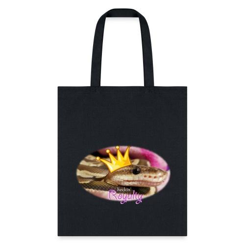 Heckin' Royalty Bag - Tote Bag