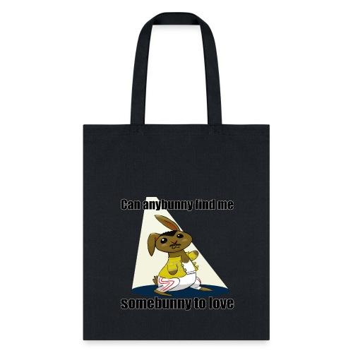 Somebunny to Love - Tote Bag