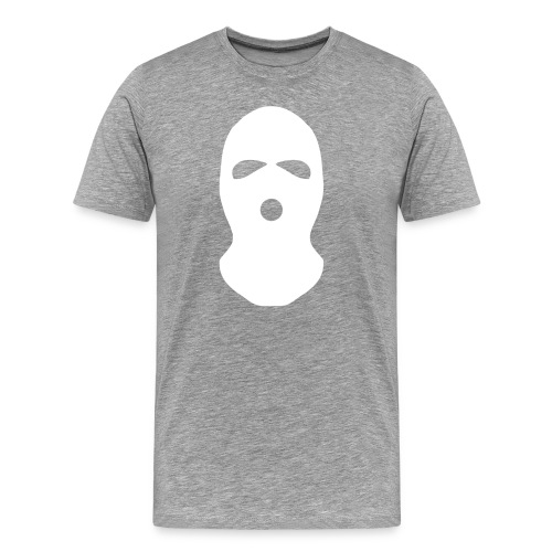 Ski Mask - Men's Premium T-Shirt