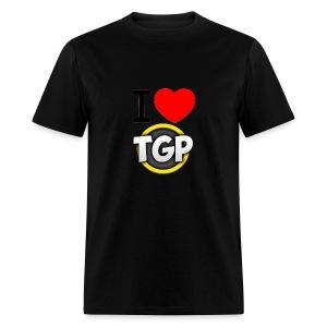 I Love TGP Men's Standard T-Shirt - Men's T-Shirt