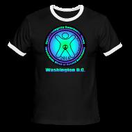 T-Shirts ~ Men's Ringer T-Shirt ~ WWWGA 2016 Official