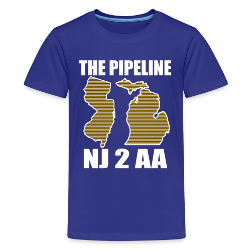 The Pipeline- kids - Kids' Premium T-Shirt