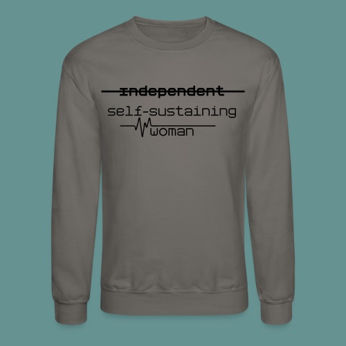 Self-Sustaining Crew Neck - Crewneck Sweatshirt