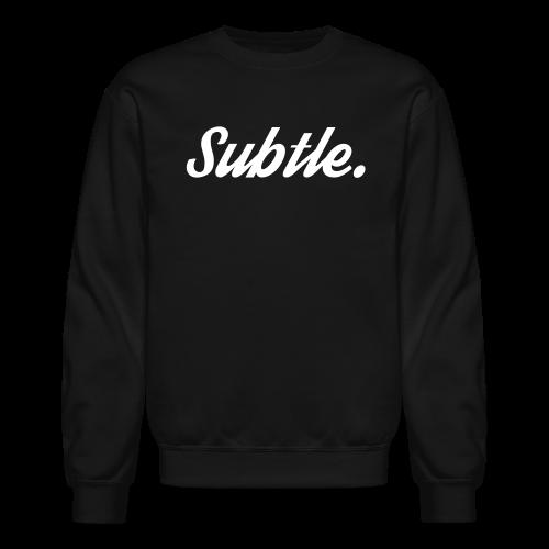 SUBTLE X TNV - Crewneck Sweatshirt