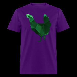 EmeraldChicken T-shirt - Men's T-Shirt