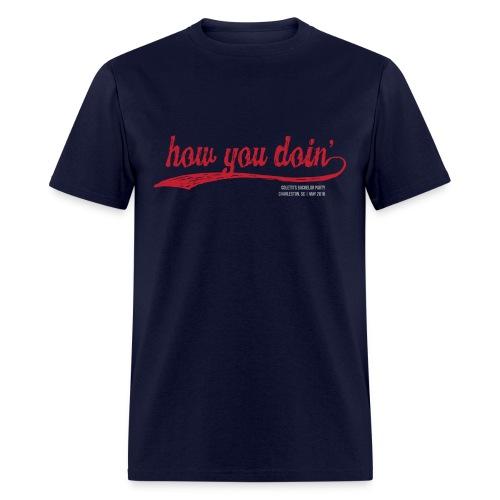 How You Doin'? - Men's T-Shirt