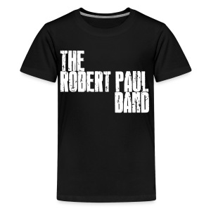 The Robert Paul Band Kid's T-Shirt - Kids' Premium T-Shirt