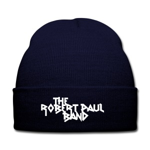 The Robert Paul Band Knit Cap - Knit Cap with Cuff Print