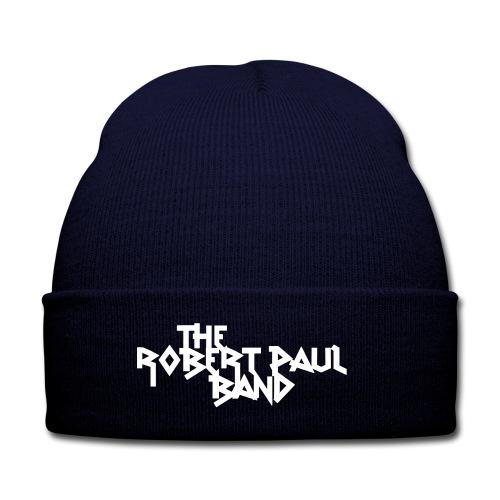 The Robert Paul Band Knit Cap - Knit Cap with Cuff Print