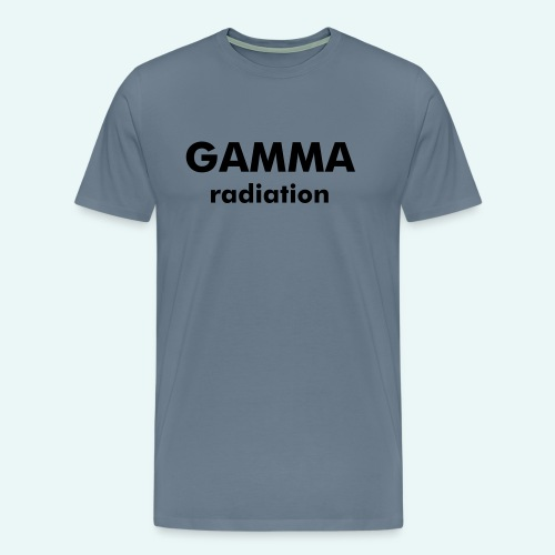 Gamma radiation official t-shirt boys - Men's Premium T-Shirt