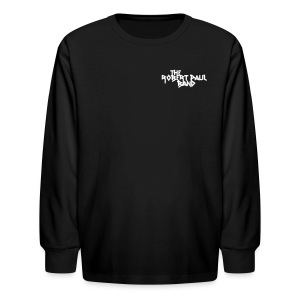 The Robert Paul Band Kid's Long Sleeve T-Shirt - Kids' Long Sleeve T-Shirt